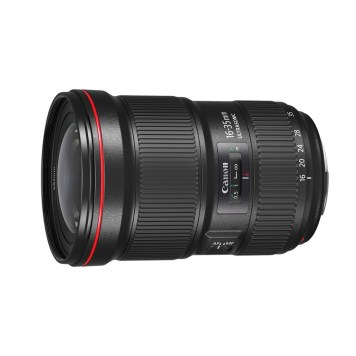 16-35mm canon lens