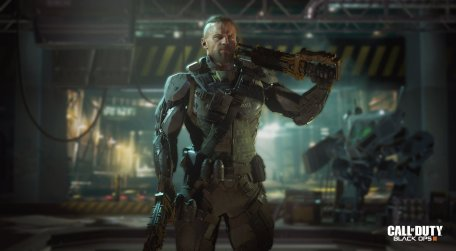 Call of Duty Black OPS III (PlayStation 4 Game)