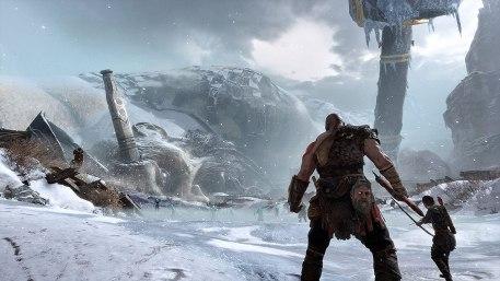 God Of War (PlayStation 4 Game)