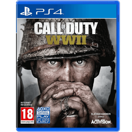 Call of duty: world war 2 ps4 game