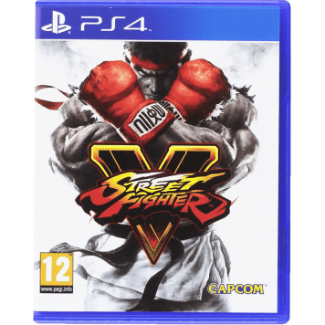 Street Fighter V (PS4) Game