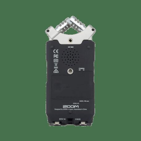 Zoom H4N PRO MultiTrack Audio Recorder 2