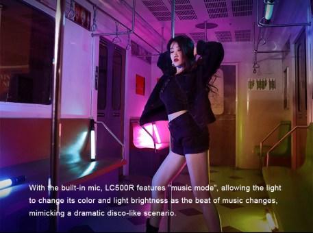 RGB LED Light Stick - Godox LC500R