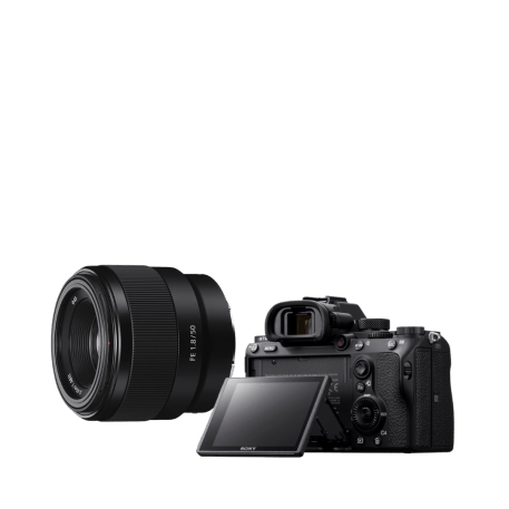 Sony A7 III with 50mm F1.8 Prime Lens 4