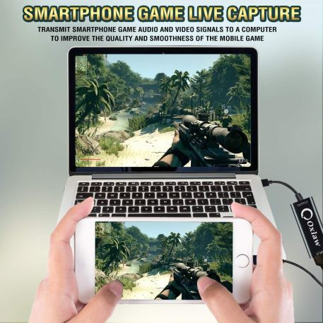 Audio Video Game Capture Cards 6
