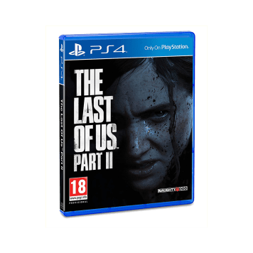 PS4 The Last of Us Part II (PS4)