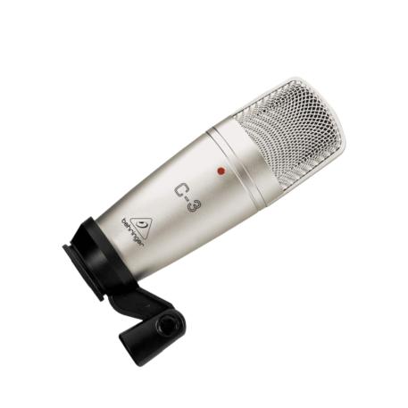 Behringer C-3 Condenser Microphone 1