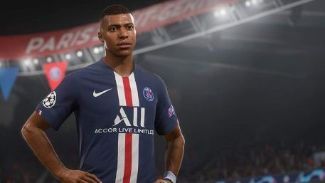fifa 21 ps4 game disc 2