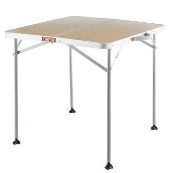 QUECHUA FOLDING CAMPING TABLE 4 PEOPLE