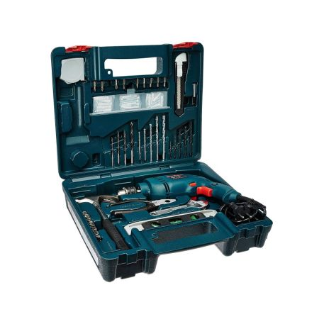 Electric Drill Tool Kit - Bosch GSB 500W 10 RE Professional Corded1