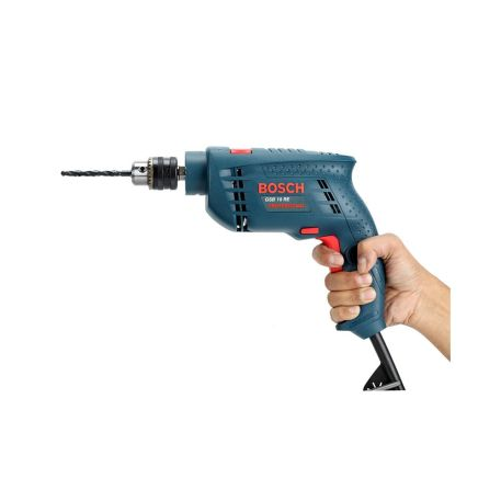 Electric Drill Tool Kit - Bosch GSB 500W 10 RE Professional Corded4