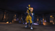 Screenshot: Wolverine Marvel Contest of Champions