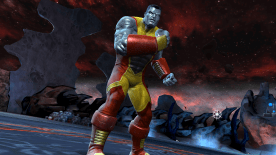 Screenshot: Colossus (Piotr Nikolaievitch Rasputin) Marvel Contest of Champions