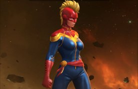 Captain Marvel (Carol Danvers) - Contest of Champions