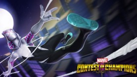 Spider-Gwen Poster Marvel Contest of Champions