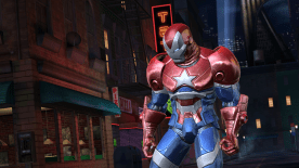 Screenshot: Iron Patriot Contest of Champions
