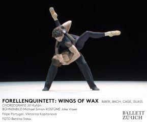 Viktorina Kapitonova Wings of Wax Jiri Kylian Zurich Opernhaus