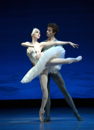 Viktorina Kapitonova William Moore Swan Lake Ballet Zurich