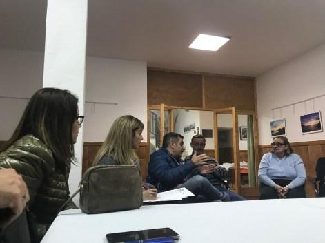 Reuniones PP con asociaciones