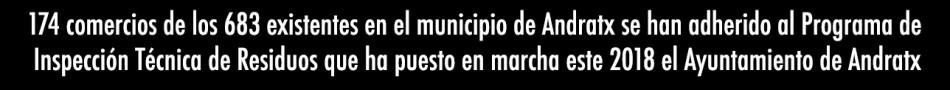 COMERCIOS CAMPAÑA AYUNTAMIENTO DE ANDRATX