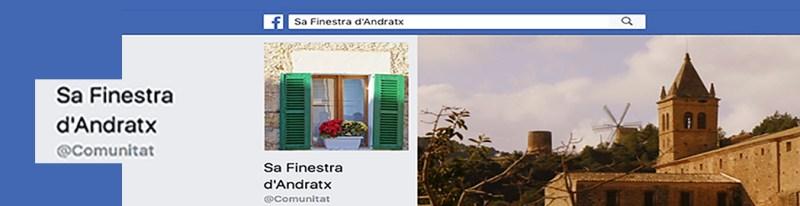 SA FINESTRA ANDRATX FACEBOOK