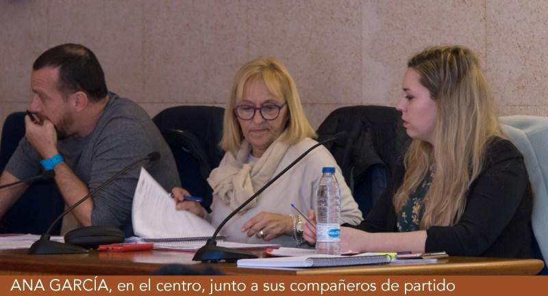 ANA GARCIA PSOE ANDRATX