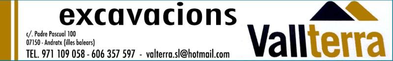 VALLTERRA ANDRATX EXCAVACIONS