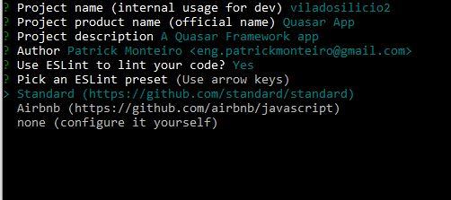Quasar Framework - One Code, Four App (Parte 1)
