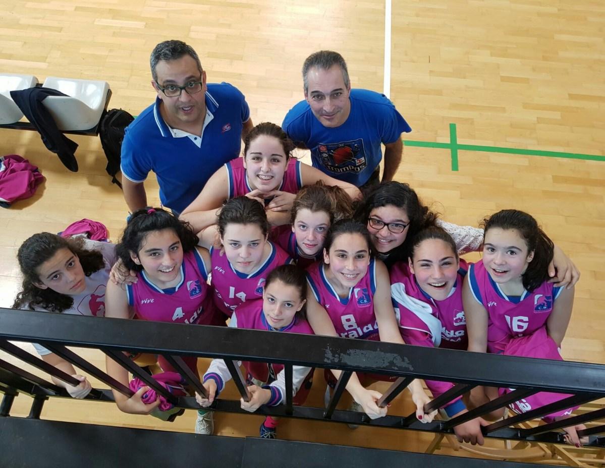 Triunfo del infantil de gallega en Allariz