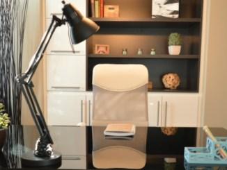 Dolgozószoba világítás asztali lámpa