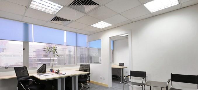 Led világítás vagy hagyományos az irodában