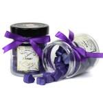 Alienne - parfümszívek (illatviasz selyemporral)