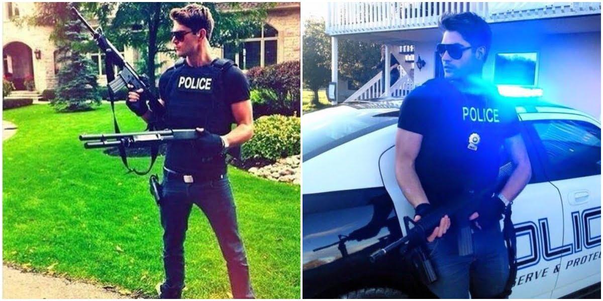 19 jóképű rendőr srác, akiket ha meglátnak a csajok akkor azonnal le akarják tartóztatni magukat