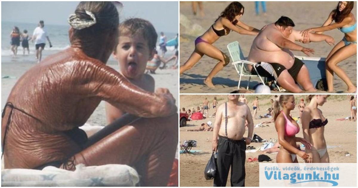 15 sokkoló fotó a tengerpartokról, amiket látva egyszerűen nem akarjuk elhinni, hogy megtörtént...
