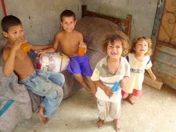 Filhos Sandra Maria de Paiva