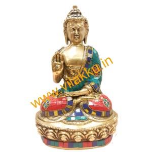 Budha, Bronze Budha Statue