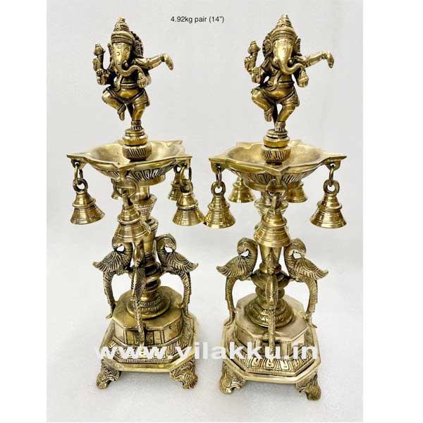 Ganesh Lamp