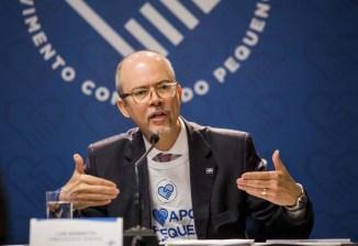 Luiz Barretto, presidente do Sebrae. Foto: Sebrae.