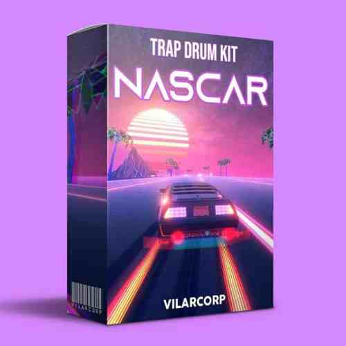 NASCAR Free Trap Drum Kit by VILARCORP