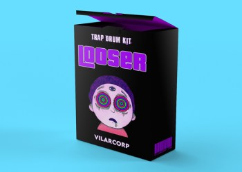 LOOSER lofi Trap Drum Kit