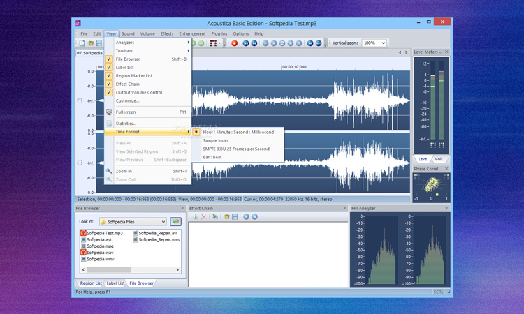 Free Download Acoustica Basic