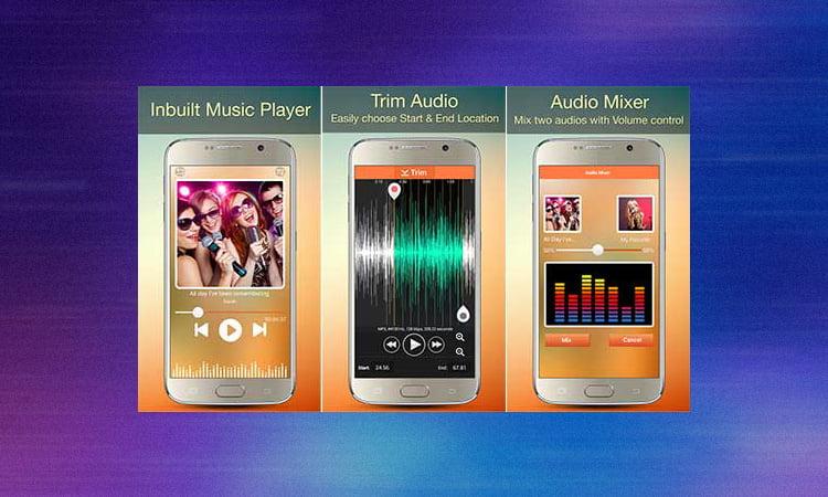 Free download Audio MP3 Cutter Mix Converter