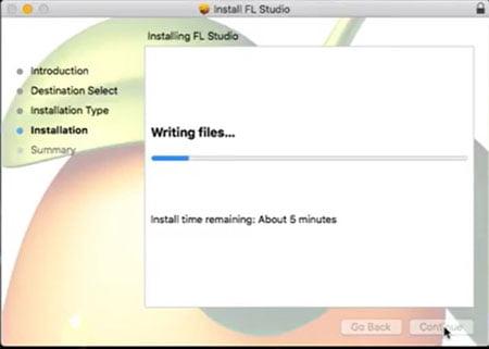 How to install FL Studio on Mac - Step 3