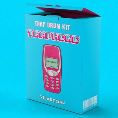Traphone FREE Trap Drum Kit