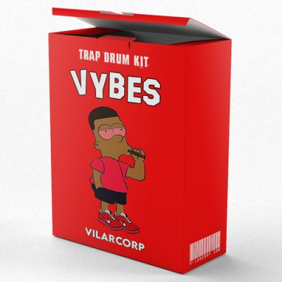Vybes FREE Trap Drum Kit