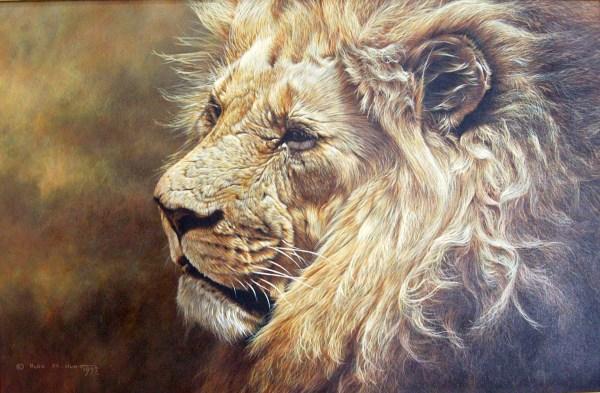 Alan Hunt Internationally Renowned Wildlife Artist