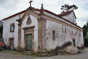 Casa e Capela de N. Sra, do Carmo - fins do séc. XVII, inícios do séc. XVIII