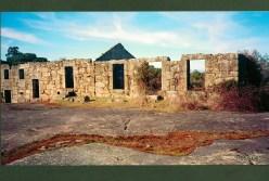 Fabrica de curtumes da família Pinto à Tapada, em ruínas
