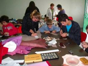 Workshop de manufaturas de couro - Vila Verde 2009