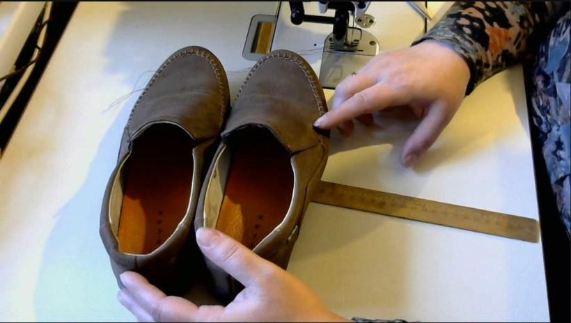 Размеры мешка для обуви